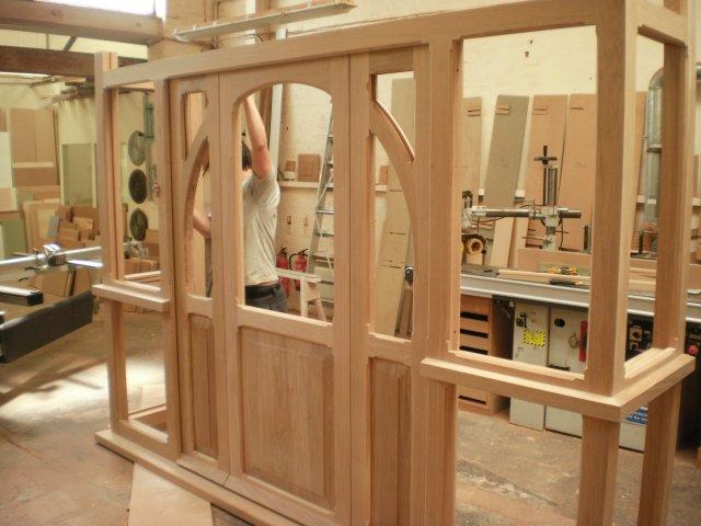 Beautiful Premium Wooden Front Doors - Regency, Georgian, Victorian ...