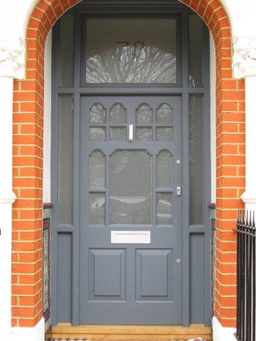 Novells of Surrey and London & Beautiful Premium Wooden Front Doors - Regency Georgian ...