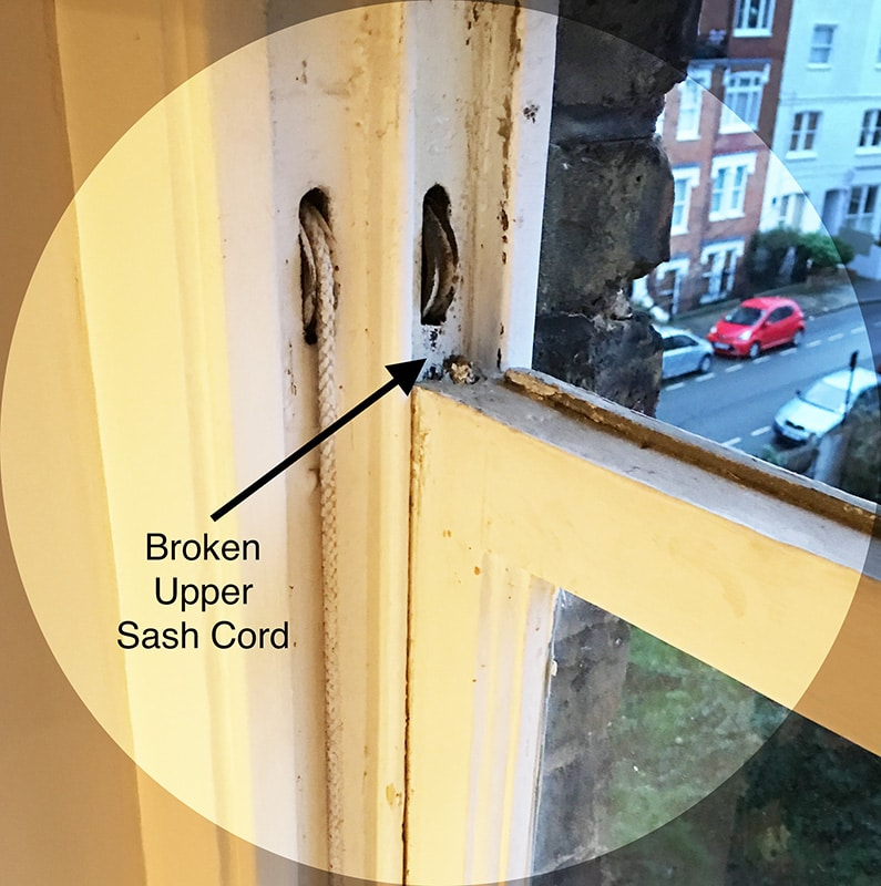 Sash Cord Replacement The Sash Repairs Company