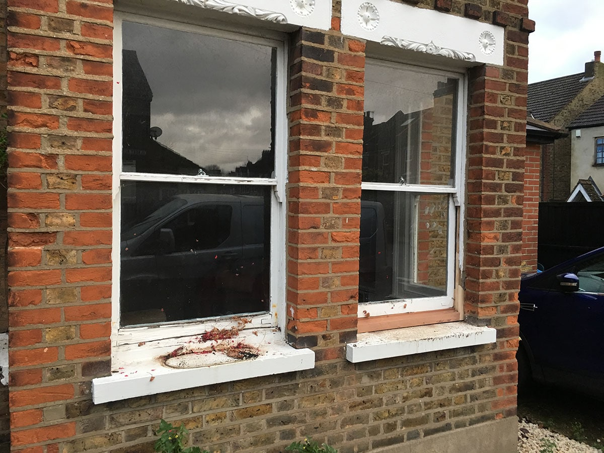 sash window repair balham