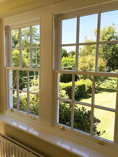 Sash Window Refurbishment