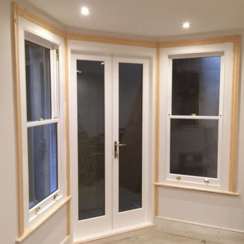 Double Glazed Sash London